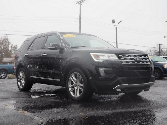 2016 Ford Explorer Limited AWD Limited  SUV