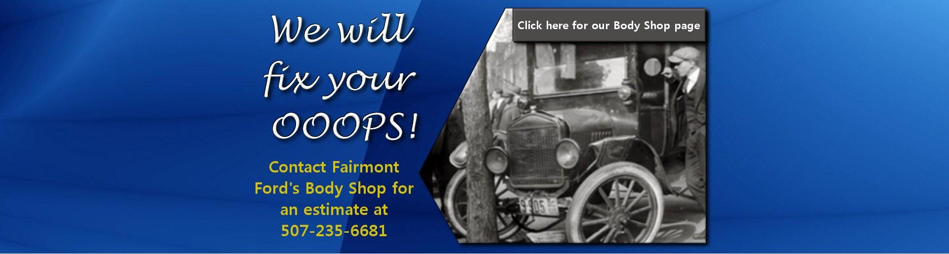 Welcome motors fairmont for Schultz motors fairmont mn