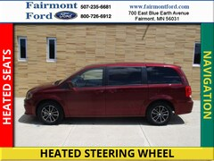 2018 Dodge Grand Caravan GT Mini-van, Passenger