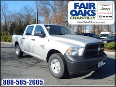 New 2019 Ram 1500 CLASSIC TRADESMAN CREW CAB 4X4 5'7 BOX Crew Cab 1C6RR7KG6KS551628 in Chantilly, VA