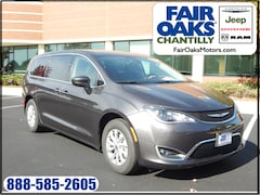 New 2019 Chrysler Pacifica TOURING PLUS Passenger Van 2C4RC1FG8KR569969 in Chantilly, VA