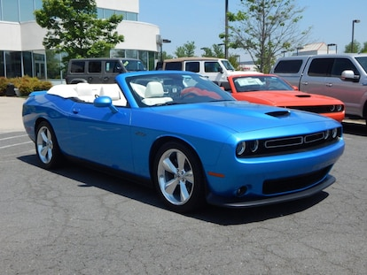 New 2019 Dodge Challenger R/T For Sale in Chantilly, VA