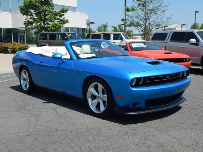 Custom 2019 Dodge Challenger R/T Coupe For Sale Chantilly VA