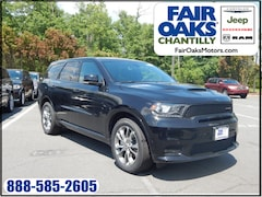 New 2019 Dodge Durango R/T AWD Sport Utility 1C4SDJCT6KC738850 in Chantilly, VA