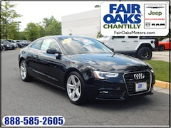 Used 2015 Audi A5 2.0T Premium (Tiptronic) Coupe WAUCFAFR2FA044833 Chantilly