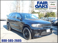 New 2019 Dodge Durango GT PLUS AWD Sport Utility 1C4RDJDG7KC606535 in Chantilly, VA