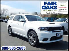 New 2019 Dodge Durango GT PLUS AWD Sport Utility 1C4RDJDG6KC723331 in Chantilly, VA