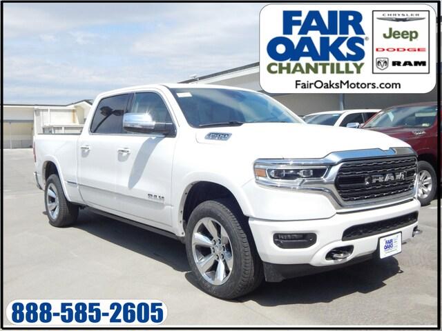 Fair Oaks Chantilly Chrysler Jeep Dodge Ram >> New 2019 Ram All New 1500 For Sale At Fair Oaks Chrysler