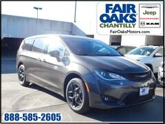 New 2019 Chrysler Pacifica TOURING PLUS Passenger Van 2C4RC1FG3KR567076 in Chantilly, VA