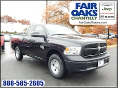 New 2019 Ram 1500 CLASSIC TRADESMAN QUAD CAB 4X4 6'4 BOX Quad Cab 1C6RR7FG0KS551635 in Chantilly, VA