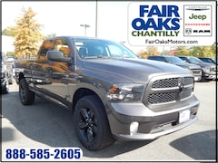 New 2019 Ram 1500 CLASSIC EXPRESS QUAD CAB 4X4 6'4 BOX Quad Cab 1C6RR7FG7KS542172 in Chantilly, VA