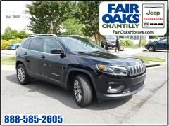2019 Jeep Cherokee Latitude Plus 4x4 SUV 1C4PJMLB4KD194513