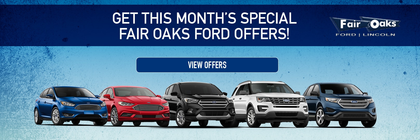 Fair Oaks Ford Lincoln Inc Ford Dealership In Naperville IL - Ford dealership naperville