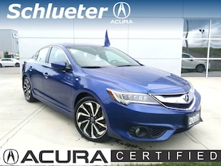 2017 Acura ILX Navigation- ASPEC Sedan