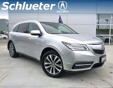 2015 Acura MDX Technology Package SUV