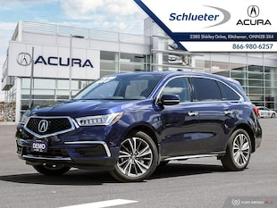 2019 Acura MDX Demo Clear Out SUV