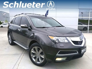 2012 Acura MDX Elite Package SH-AWD (A6) SUV