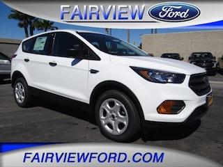 2019 Ford Escape S SUV 1FMCU0F70KUB28283 For sale near Fontana CA