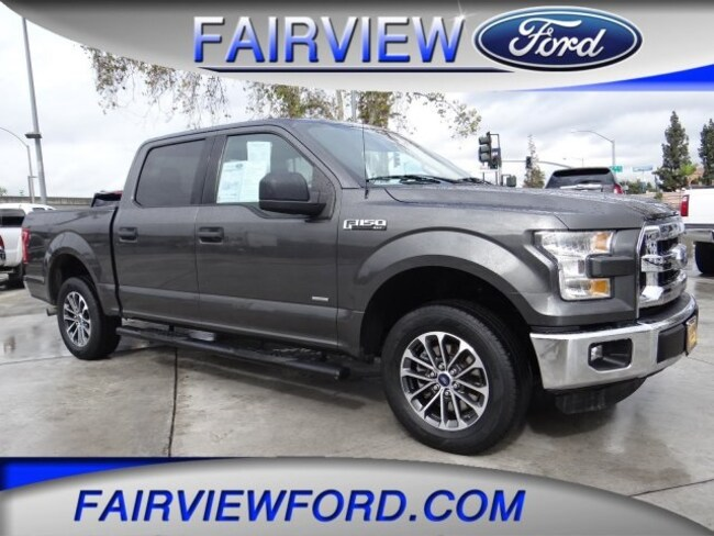 Used 2015 Ford F-150 XLT Truck For sale near Hesperia CA