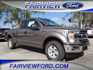 2018 Ford F-150 XLT Truck SuperCab Styleside 1FTEX1EP1JKG11268 For sale near Fontana CA