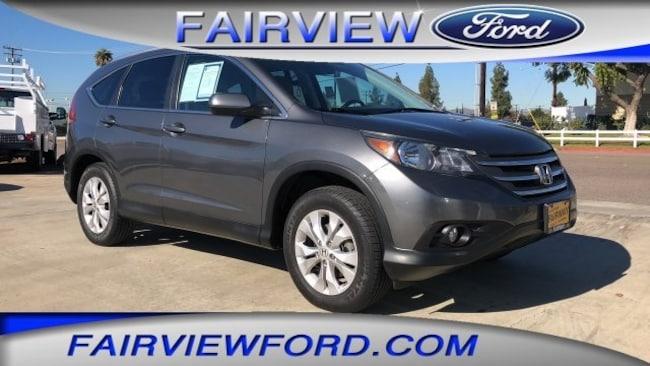 Used 2014 Honda CR-V EX-L SUV For sale near Hesperia CA