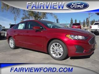 2019 Ford Fusion SE Sedan 3FA6P0HD7KR135224 For sale near Fontana CA