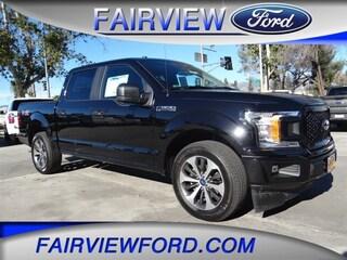 2019 Ford F-150 STX Truck 1FTEW1CP1KFA17778 For sale near Fontana CA