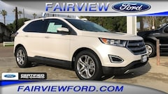 Used 2015 Ford Edge Titanium SUV for sale in San Bernardino