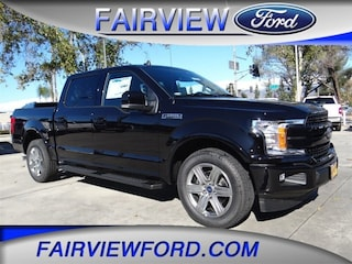 New 2019 Ford F-150 Lariat Truck 1FTEW1C42KKC03942 For sale near Fontana, CA