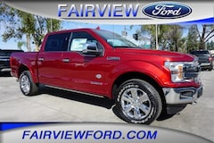 New 2018 Ford F-150 King Ranch Truck for sale in San Bernardino