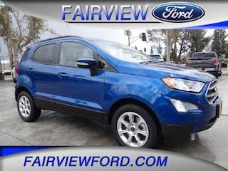 2019 Ford EcoSport SE Crossover MAJ3S2GE5KC264519 For sale near Fontana CA