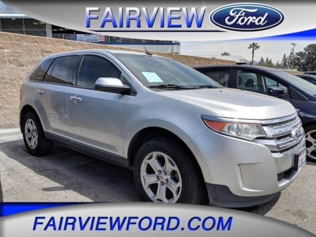 Used 2014 Ford Edge SEL SUV For sale near Hesperia CA