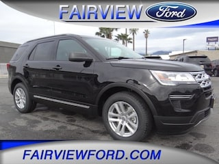 2019 Ford Explorer XLT SUV 1FM5K7D88KGA73096 For sale near Fontana CA