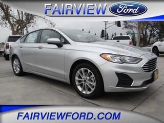 2019 Ford Fusion SE Sedan 3FA6P0HDXKR176382 For sale near Fontana CA