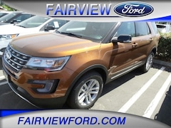2017 Ford Explorer XLT SUV near Redlands, CA