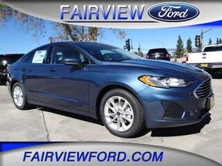 2019 Ford Fusion SE Sedan 3FA6P0HD7KR176372 For sale near Fontana CA