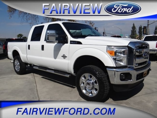 Used 2012 Ford F-350SD XL Truck For sale near Hesperia CA