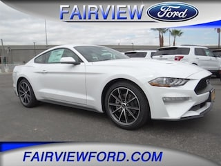 2019 Ford Mustang Ecoboost Coupe 1FA6P8TH3K5123485 For sale near Fontana CA
