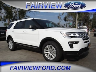 2019 Ford Explorer XLT SUV 1FM5K7D84KGA09783 For sale near Fontana CA