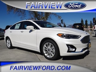2019 Ford Fusion Energi Titanium Sedan 3FA6P0SU0KR201119 For sale near Fontana CA