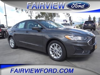 2019 Ford Fusion SE Sedan 3FA6P0HD6KR176363 For sale near Fontana CA