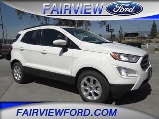 2018 Ford EcoSport SE Crossover MAJ3P1TE4JC197752 For sale near Fontana CA