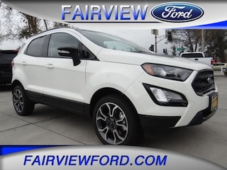 2019 Ford EcoSport SES Crossover MAJ6S3JL1KC257271 For sale near Fontana CA