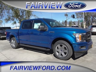 2018 Ford F-150 XLT Truck 1FTEW1CPXJKD57081 For sale near Fontana CA