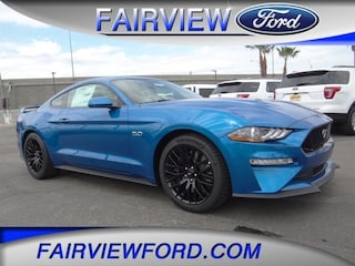2019 Ford Mustang GT Coupe 1FA6P8CF7K5104050 For sale near Fontana CA