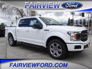 New 2019 Ford F-150 XLT Truck 1FTEW1C46KKC86968 For sale near Fontana, CA