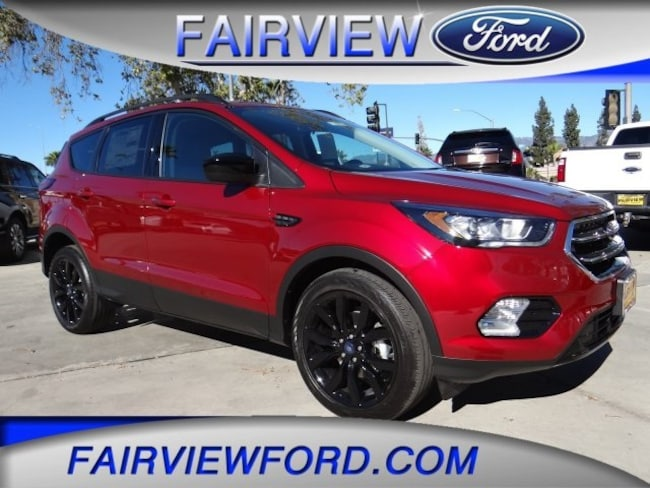 New 2019 Ford Escape SE SUV For sale near Riverside CA