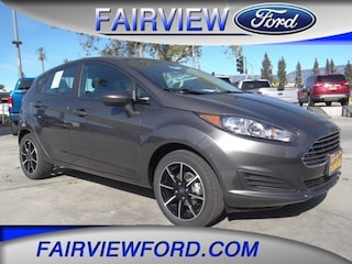 2019 Ford Fiesta SE Hatchback 3FADP4EJ4KM105037 For sale near Fontana CA