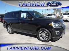 Used 2018 Ford Expedition Limited SUV for sale in San Bernardino