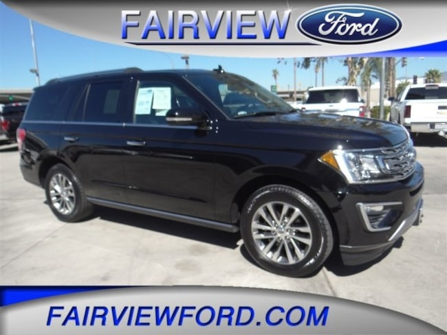 Used 2018 Ford Expedition Limited SUV For sale near Hesperia CA